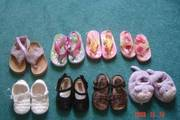 For Sale: Lot of Toddler Girls Shoes